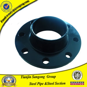 ASME B16.5 Carbon Steel Socket Welding Flange Flange pictures & photos