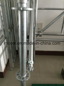 Construction Steel Ringlock System Scaffolding and Accessories pictures & photos
