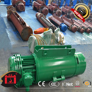 1ton Electric Wire Rope Hoist pictures & photos