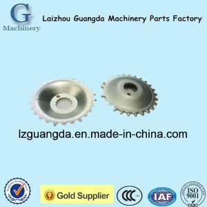 Stainless Steel 304 316 Mirror Polished Precision Threaded Machinery Parts pictures & photos