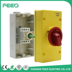 Home Use Electrical Weatherproof Isolator Switches, Isolation Switch pictures & photos