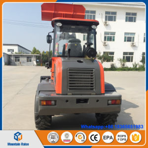 1.5ton Brand Mountain Raise Mini Wheel Loader Hot Sale for European Market pictures & photos