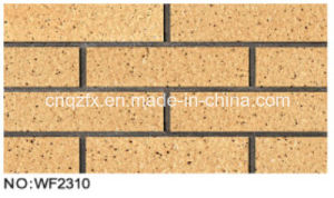 Granite Surface Clay Wall Brick
