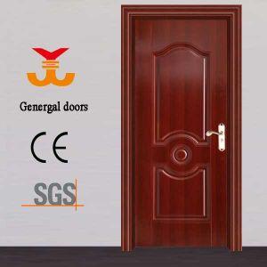 Genrgal Inteiror Steel Wood Door pictures & photos