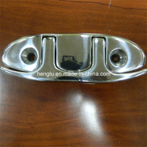 Aluminum Die Casting Dock Cleat for Marine pictures & photos