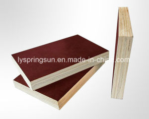 China Hot Sale Film Faced Plywood pictures & photos