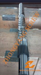 PP PE Flat Film Extrusion Single Screw Barrel pictures & photos