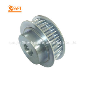 L100 Pilot Bore Timing Belt Pulley Pitch 9.525mm Belt-Width 31.8mm pictures & photos