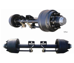 American Type Outboard Axle for Trailer pictures & photos