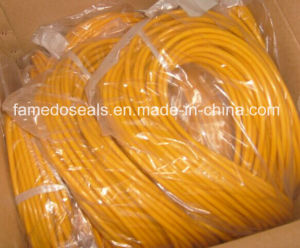 High Quality Brown FKM/FPM/Viton Rubber Cords&O Ring Cords &Sealing Strips (FMD004-01) pictures & photos