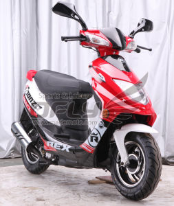 Motorcycle 50CC (YY50QT-6F(2T)) pictures & photos