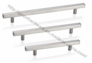 Stainless Steel Furniture Cabinet Kitchen T-Bar Pull Handles G00001 pictures & photos