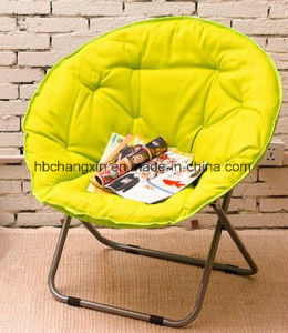 Modern Folding Moon Chair pictures & photos