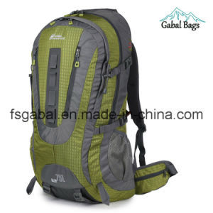Outdoor Large Travel Hiking Camping Waterproof Luggage Rucksack Backpack Bag pictures & photos