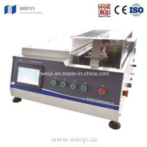 Gtq-5000b Precision Metallographic Cut off for Metal Sample pictures & photos