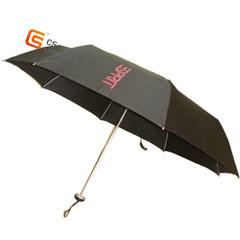 Three Folding Advertising Umbrella (YS-3F1008A) pictures & photos