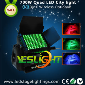 700W LED Wall Lamp/LED Floodlight 180PCS*3W RGB 3in1 pictures & photos