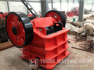 Yuhong PE Series Mini Jaw Crusher for Sale with Ce Approved pictures & photos