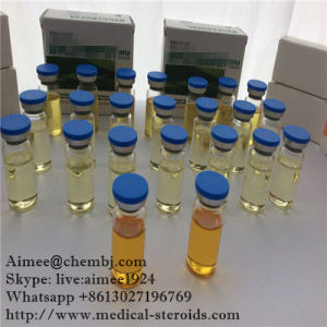 Injectable Trenbolone Enanthate 200mg Parabolan CAS 10161-33-8 Trenbolone Enanthate pictures & photos