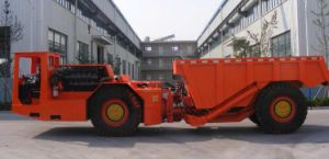 Gpt-8 8ton Underground Low Profile Dump Truck pictures & photos