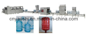 Full Automatic Barrel Filling Production Line Machine pictures & photos