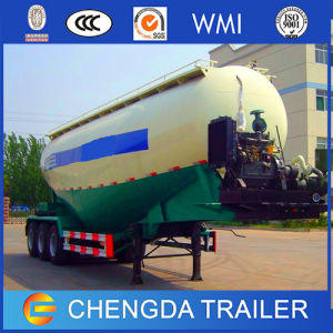 V Shape Air Compressor Discharging Bulk Cement Tank on Promotion pictures & photos