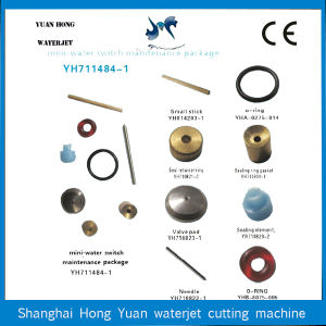 Water Jet Cutting Machine Check Valve Repair Kit for 60k Intensifier pictures & photos