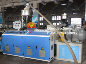 WPC Foamed Board Extrusion Line/Plastic Machine/Extruder pictures & photos