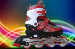 Roller Skate Red Inline Skate for Children