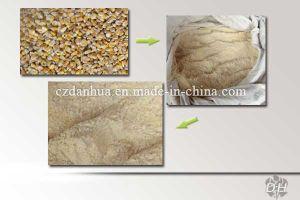 (0.8MM Sieve) High Fineness Maize Flour Mill Machine pictures & photos