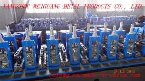 Wg32 Stainless Steel Pipe Production Line pictures & photos