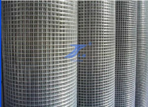 "1/2"" Galvanized Welded Concrete Mesh Panels (TS-WM14) pictures & photos"