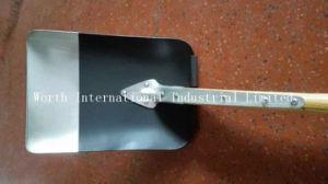 T Handle Wood Handle Shovel pictures & photos