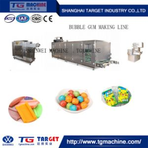 Full Automatic Bubble Gum Chewy Gum Production Line pictures & photos