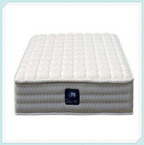 2017 Hotel Mattress Queen Size Bonnell Spring Bed Mattress pictures & photos