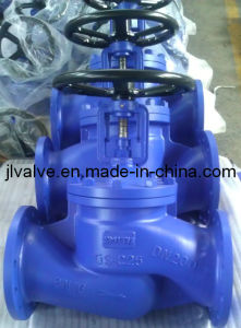 DIN Standard Flanged Globe Valve Pn40 pictures & photos