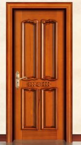 George Mansion Series Solid Wooden Door pictures & photos