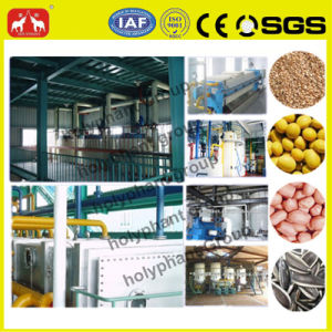 1-100t Engineer Available Soybean Solvent Plant Oil Plant pictures & photos