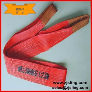 4t Polyester Webbing Sling L=2m (customized) pictures & photos