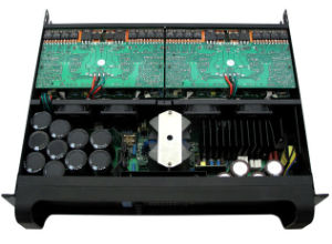 Fp14000 2400W Extreme High Power Professional Subwoofer Amplifier pictures & photos