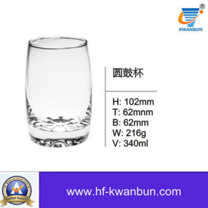 New Design Glassware Drinking Glass Cup Good Price Kb-Hn0307 pictures & photos