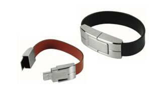 Business Advertising Gifts Wristband USB Flash Drive pictures & photos