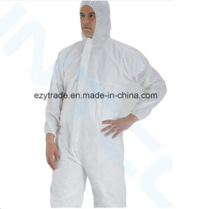 Breathable Protective Engineering Safety Clothing Uniform Coverall pictures & photos