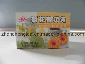 Flavor Tea, Chrysanthemum Puer Tea