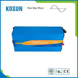 5000W Pure Sine Wave Inverter Soft Start Inverter pictures & photos