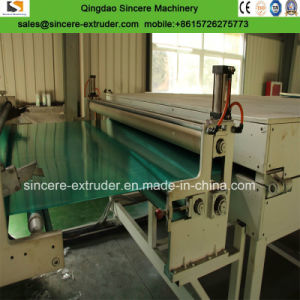 PC/Polycarbonate Multi-Hollow Grid Sheet/Panel Production Extrusion Machinery/Line pictures & photos