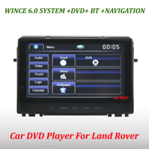 Car GPS Navigation for Land Rover Discovery 3