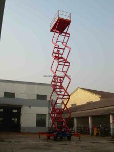 Working Lift Platform pictures & photos