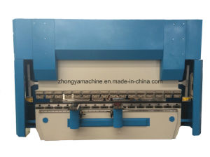Hydraulic Press Brake Folding Machine Pbh-100ton/3200mm pictures & photos