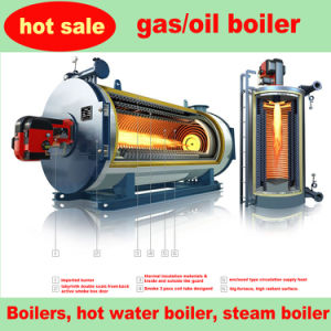 High Efficiency Oil Fired Hot Water Boiler or Steam Boiler